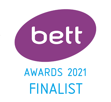 Bett Awards Finalist Logo