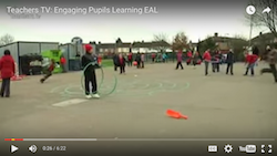 Teachers TV: Engaging Pupils Learning EAL