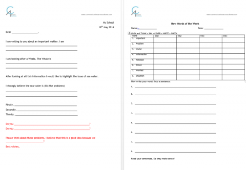 How do you plan successfully for EAL learners? Free planning template