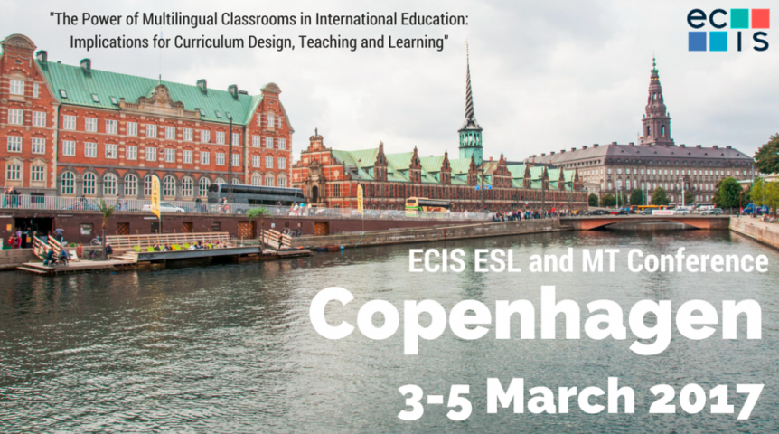 ESL & Mother Tongue Conference, Copenhagen, 3-5th March 2017 1