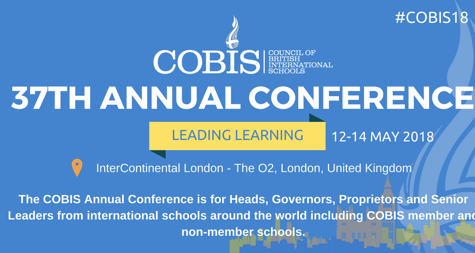 37th COBIS Annual Conference