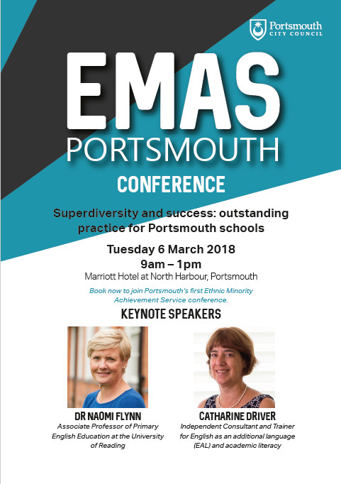 EMAS Portsmouth Conference 6th March 2018